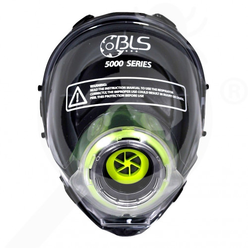 ua bls safety equipment 5150 full face mask - 3, small
