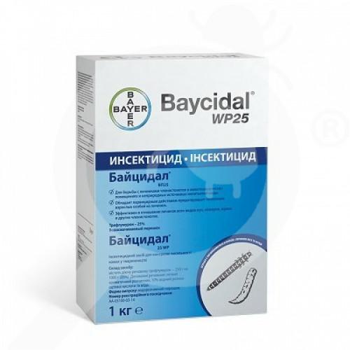 ua bayer larvicide baycidal wp 25 1 kg - 1, small