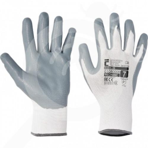ua cerva safety equipment babbler nitrile 7 - 1, small