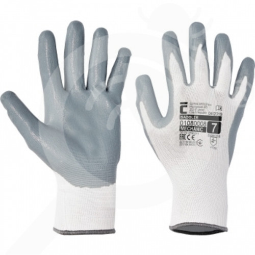 ua cerva safety equipment babbler nitrile 10 - 1, small