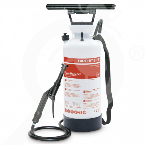 ua birchmeier sprayer fogger foam matic 5p - 1, small