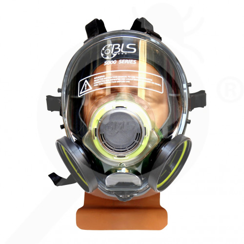 ua bls safety equipment 5250 full face mask - 1, small