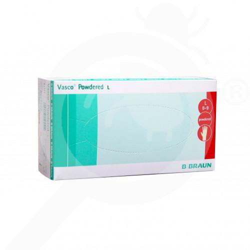 ua b braun safety equipment vasco powdered s 100 p - 1, small