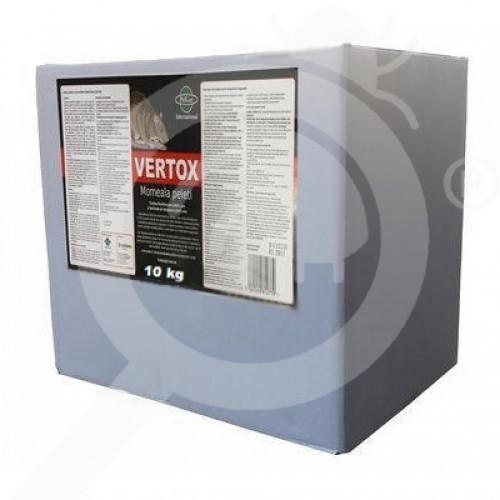 ua pelgar rodenticide vertox pellet 10 kg - 1, small
