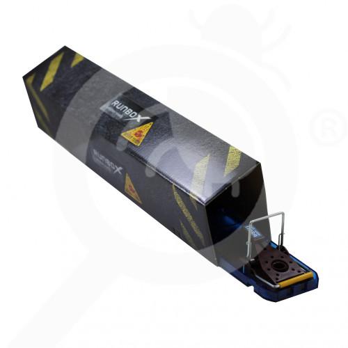 ua futura bait station runbox eco base plate 2gorilla mouse trap - 0, small