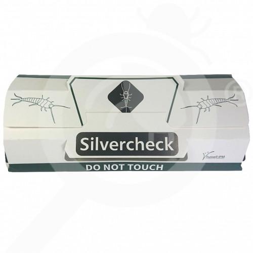ua russell ipm trap silvercheck - 1, small