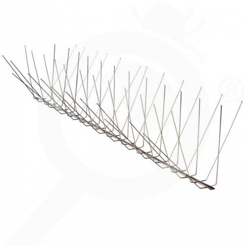 ua nixalite repellent pigeon spikes 0 6 m - 0, small