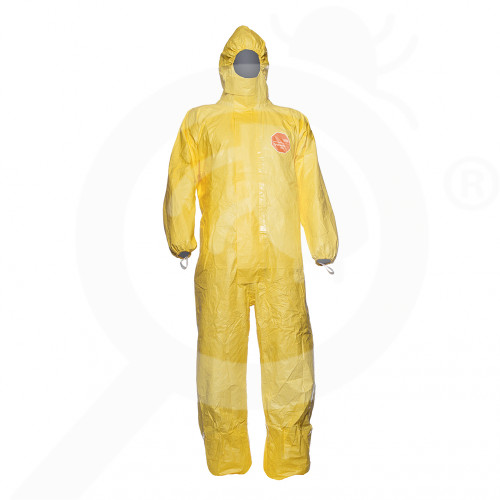 ua dupont safety equipment tychem с special xl - 2, small