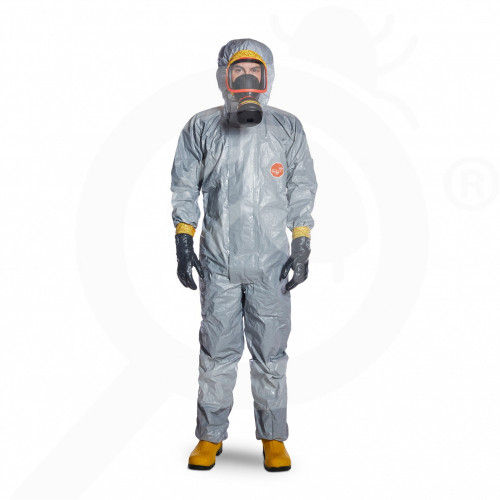 ua dupont safety equipment tychem f special xl - 2, small
