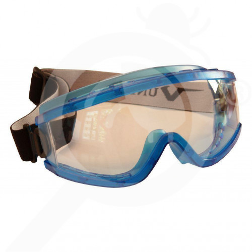 ua univet safety equipment blue indirect glasses - 1, small