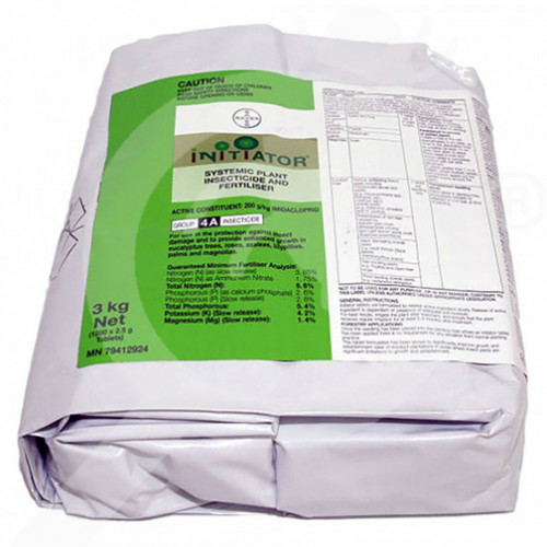 ua bayer insecticide initiator tb20 3 kg - 1