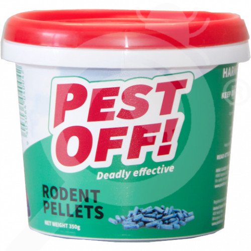 nz acp limited rodenticide pestoff rodent bait 350 g - 1, small