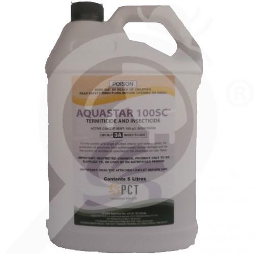nz pct insecticide aquastar 100sc 5 l - 0