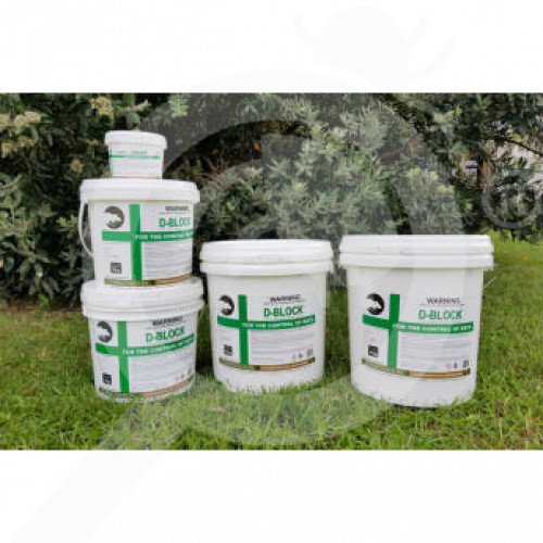 nz connovation rodenticide d block 10 kg - 1, small