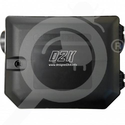 nz brc bait station d2k premium rat station non toxic combo - 1, small