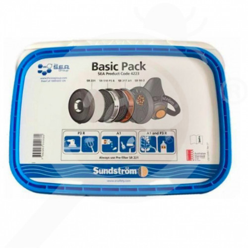 nz the sea group safety equipment basic pack 217 - 0