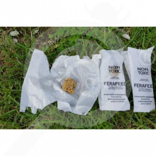 nz connovation attractant ferafeed 213 bio bag 12g set of 500 - 1, small