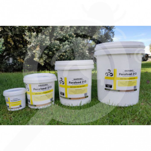 nz connovation attractant ferafeed 213 paste 4 5 kg - 1, small