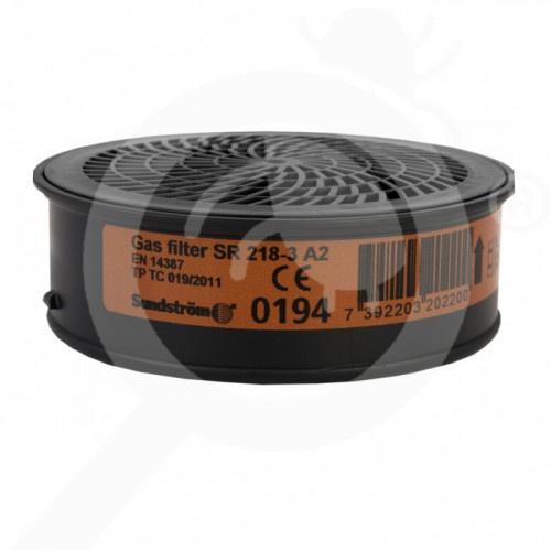 nz the sea group safety equipment sr218 a2 gas filter - 0