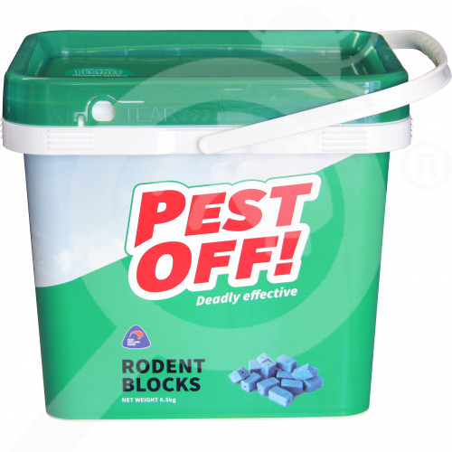 nz acp limited rodenticide pestoff rodent block 6 5 kg - 2, small