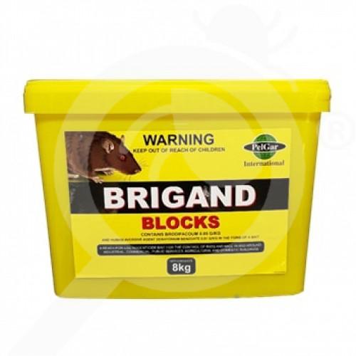 nz pelgar rodenticide brigand 8 kg - 1, small