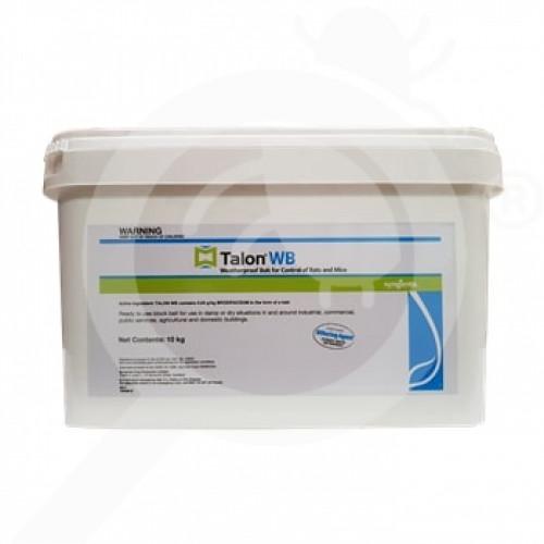 nz syngenta rodenticide talon wax blocks 10 kg - 1, small