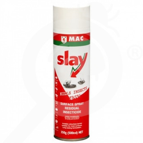 nz mac insecticide slay surface spray residual 500 ml - 1, small
