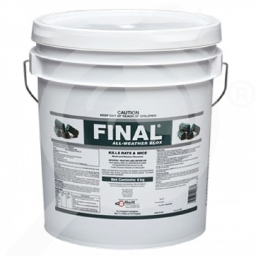 nz bell laboratories rodenticide final blox 8 kg - 1, small