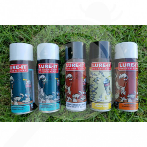 nz connovation attractant lure it aniseed 400 ml - 1, small