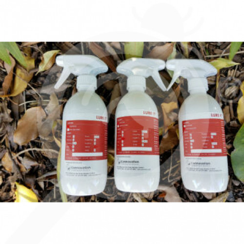 nz connovation attractant lure it pump salmon 500 ml - 1, small