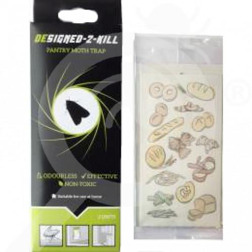 nz brc adhesive trap d2k pantry moth trap - 1, small