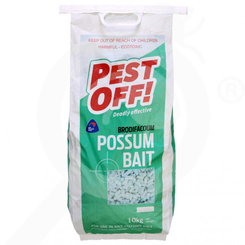 nz acp limited rodenticide pestoff possum pellets 10 kg - 2, small