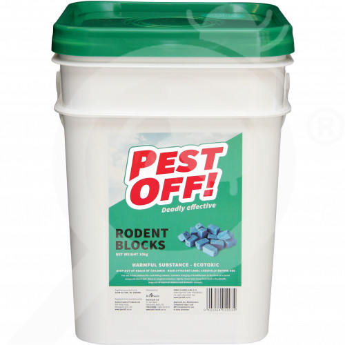 nz acp limited rodenticide pestoff rodent block 10 kg - 2, small