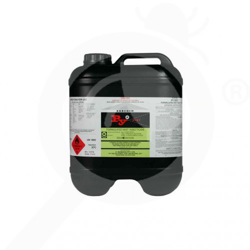 nz rudduck insecticide py mist 20 l - 1