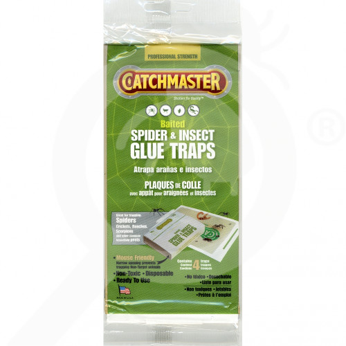 spider roach and insects glue trap , small