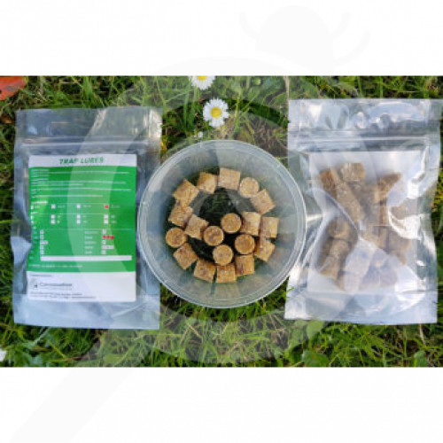 nz connovation attractant trap lures cinnamon 15x15 mm set of 10 - 1, small