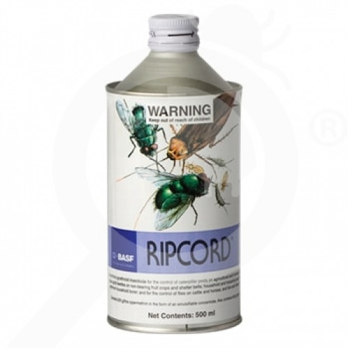 nz basf insecticide crop ripcord 500 ml - 1