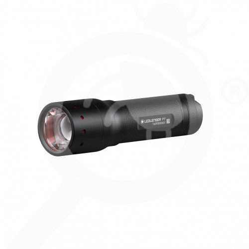 nz globe special unit led lenser p7 2 torch - 1