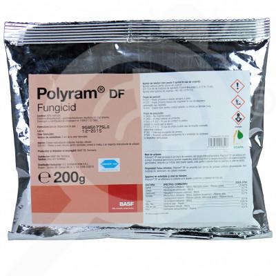 pl basf fungicide polyram df 200 g - 0