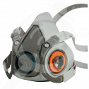 pl 3m safety equipment 6000 half face mask - 0, small