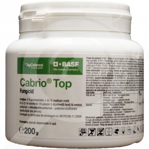 pl basf fungicide cabrio top 200 g - 0, small