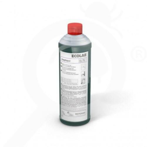 pl ecolab disinfectant aseptopol el 75 1 l - 0, small