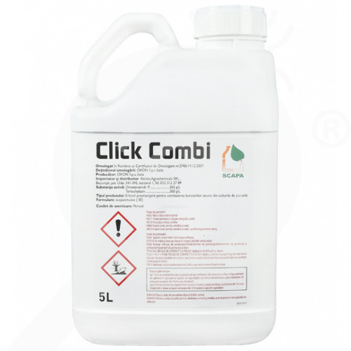 pl oxon herbicide click combi se 5 l - 0, small
