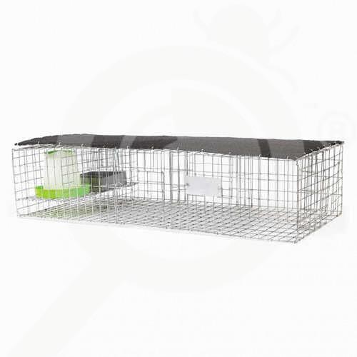 pl bird x trap pigeon trap accessories included 89x41x20 cm - 0, small