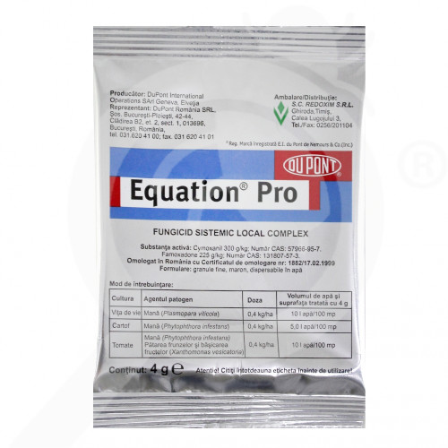 pl dupont fungicide equation pro 4 g - 0, small