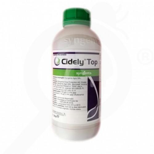 pl syngenta fungicide cidely top 1 l - 0