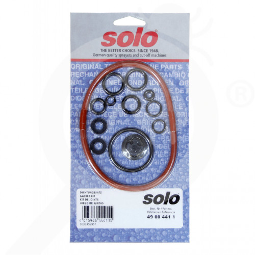 pl solo accessory sprayer 456 457 gasket set - 0, small