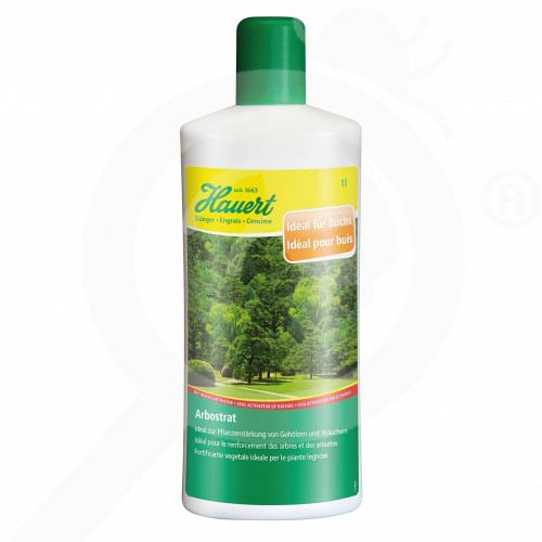 pl hauert fertilizer tree shrub 1 l - 0, small