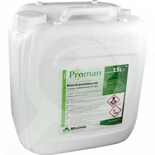 pl belchim herbicide proman 15 l - 1, small