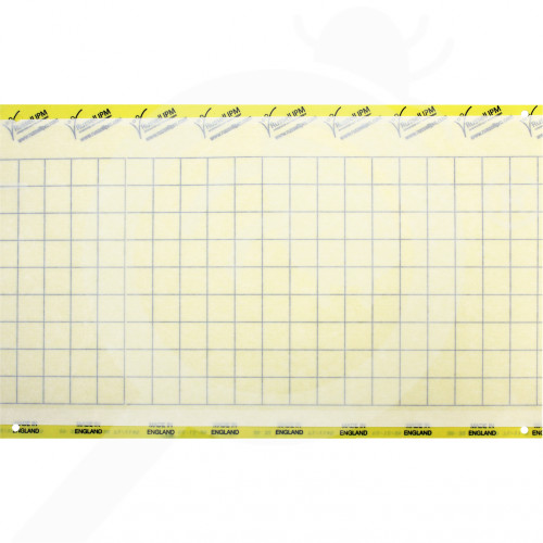 pl russell ipm adhesive trap impact yellow 40 x 25 cm - 1, small